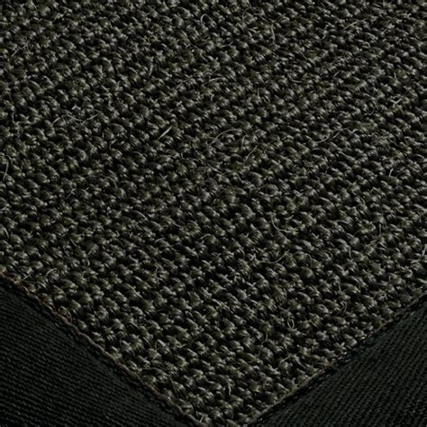 sisal rug with black border black sisal rugs and runners from only 163 59