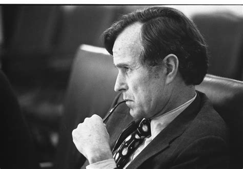 George H W Bush Date Of Birth file cia director george h w bush listens at a meeting