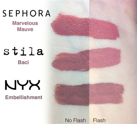 Lipstik Nyx Sephora 25 best ideas about mauve lipstick on