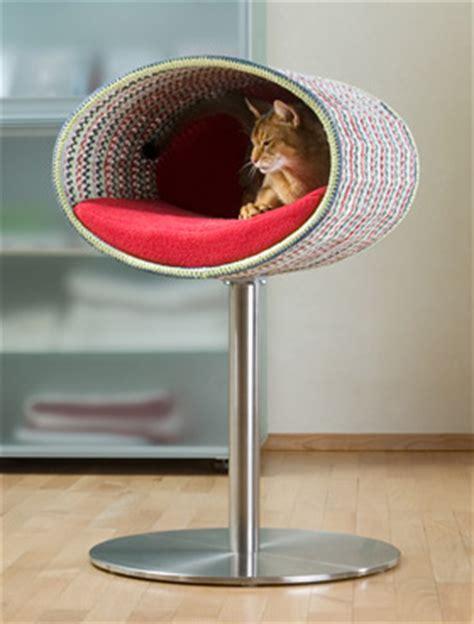 5 stylish modern cat trees for design lovers designer furniture for cat lovers