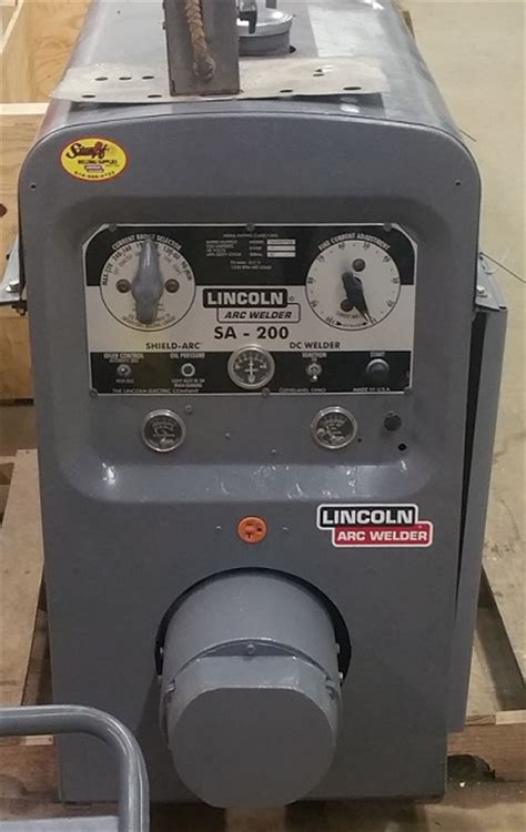 used lincoln welder for sale 1978 lincoln sa200 used welders and new welders for sale
