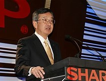 Image result for Who Is The CEO of Sharp Electronics?