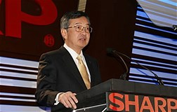 Image result for Sharp Corporation CEO
