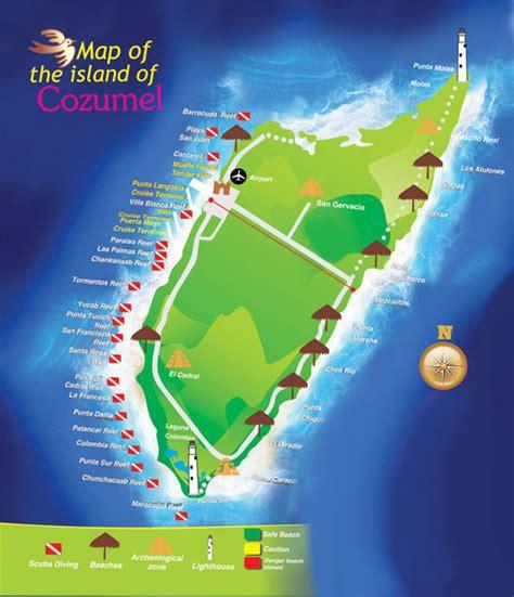 el cozumeleno resort map 2014 cozumel dive trip 7 nights all inclusive sincityscuba