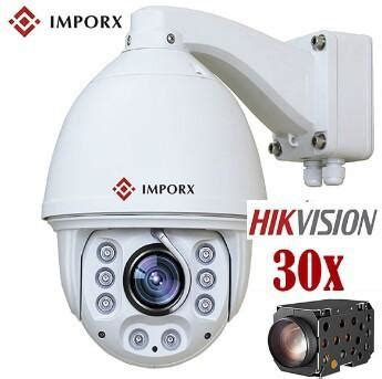 Kamera Cctv Outdoor Hikvision hikvision outdoor led array 180m ir ip66 2mp hd 30x zoom auto tracking ptz network