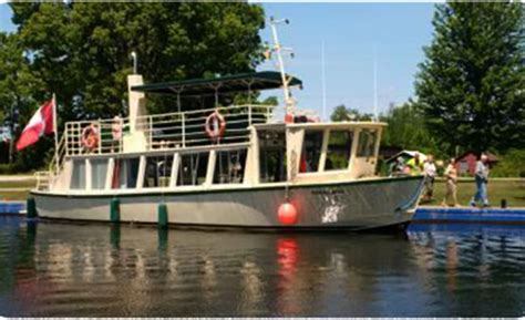 Rideau Tours by Rideau Tours The Great Waterway