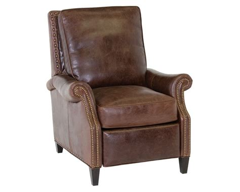 usa made recliners classic leather presidio recliner 8501 llr leather