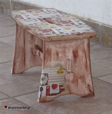 Decoupage Crafts - 17 best images about decoupage it on map