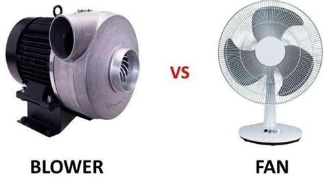 difference between heatsink and fan what is the difference between fan and blower quora