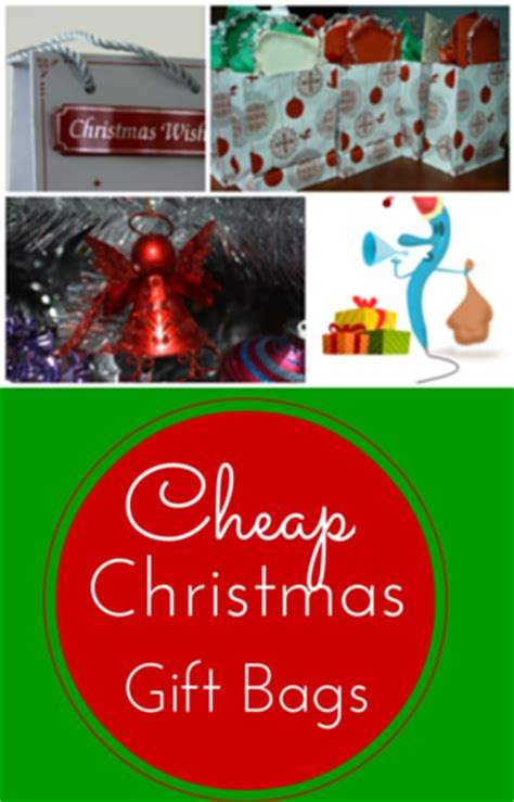 cheap christmas gift bags my choice finds
