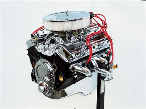Small Block Chevy Engine by Chevrolet Small Block Engine Sport Truck Magazine