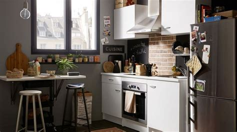 cuisine install馥 prix cuisine installe prix trendy meubler un studio m voyez