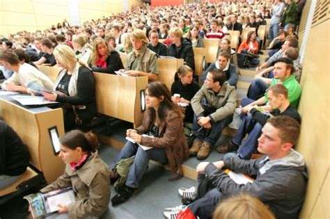 International Mba Programs In Germany by German Universities Influx Of Students Ie