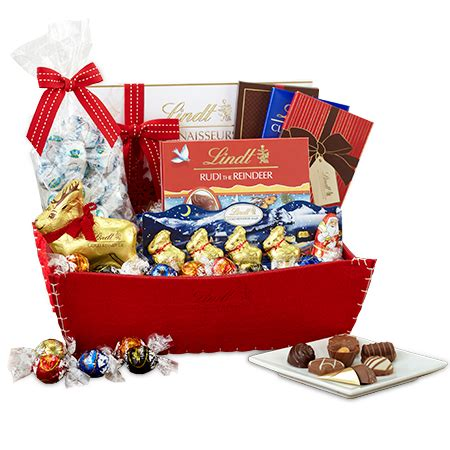 lindorsmoothstyles holiday magic lindt chocolate gift