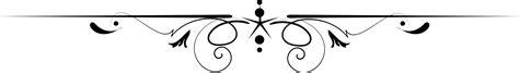 Decorative Dividers Fancy Line Dividers Clip Art 51