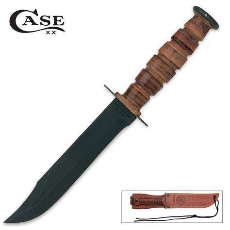 Case Cutlery Kitchen Knives case usmc bowie knife budk com knives amp swords at the