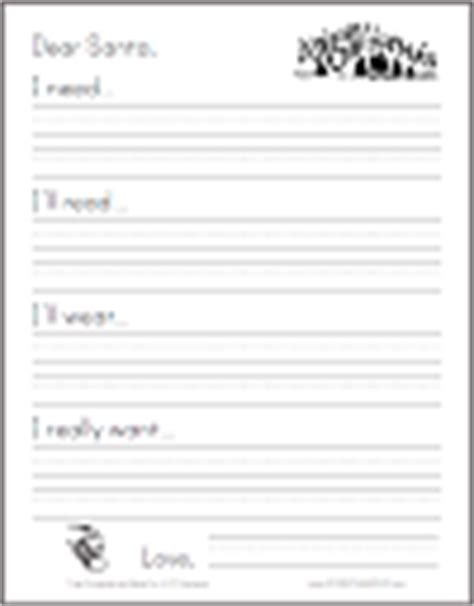 letter to santa template grade 1 christmas k 12 activities and worksheets student handouts