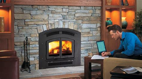 Regency Fireplaces Delta by Wood And Gas Fireplaces