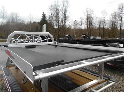 truck bed deck sliding cargo deck autos post