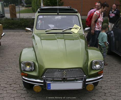 Citroen Cars History by Citroen 1974 Dyane The History Of Cars Cars