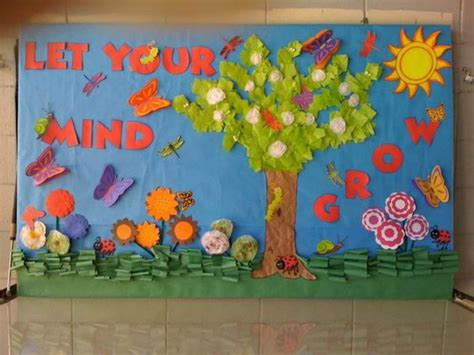 flower design school usa bulletin board ideas decorating ideas spring