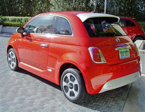 2013 Fiat 500e Review by 2013 Fiat 500e Test Drive Our Auto Expert