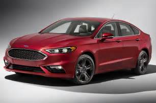 Ford Fusion 0 60 2017 Ford Fusion Look Review
