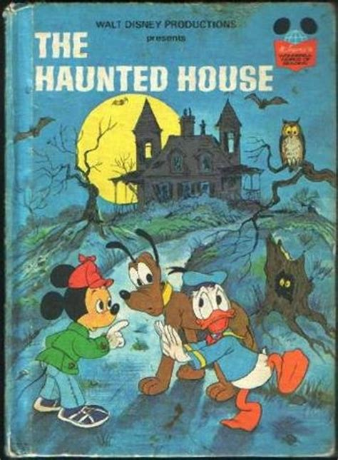the house books the haunted house disney s wonderful world of reading