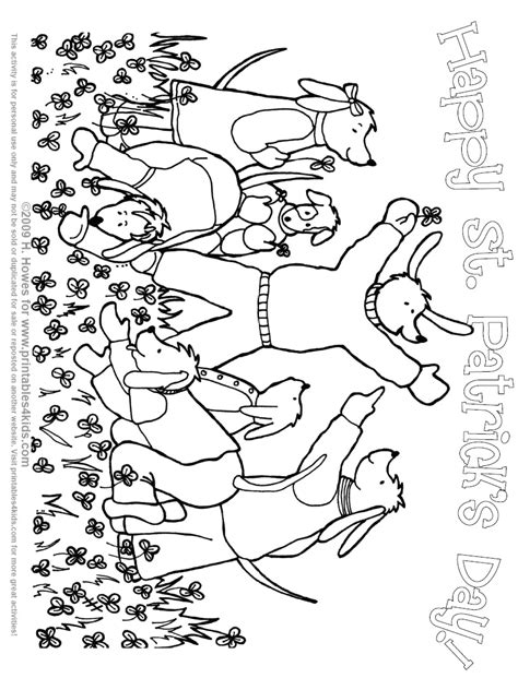 free coloring pages of children field