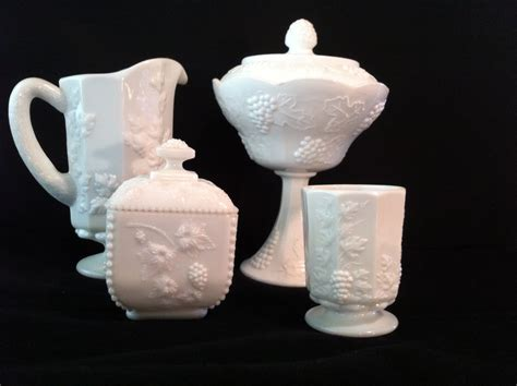 milk glass what is it depression glass