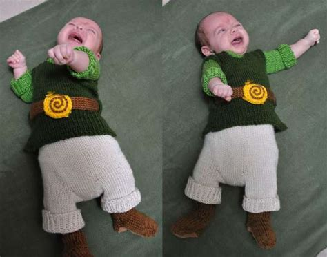 Gamer kiddie threads the zelda baby clothes geek your kid out before they can stop you