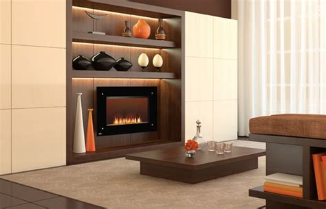 Decorative Wall Fireplace by Napoleon Ef39s Decorative Wall Mounted Electric Fireplace