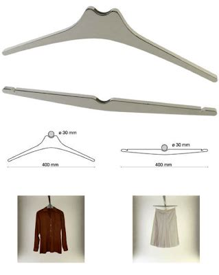 Magnetic Clothes Hangers by Storage Glee Amazing Magnetic Hangers