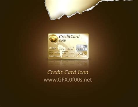 Credit Card Template Photoshop Photoshop Credit Cards Templates