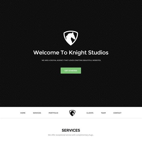 30 best free bootstrap html5 website templates 30 best free bootstrap html5 website templates