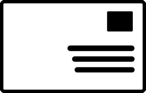 Postal Service Address Lookup Free Vector Graphic Envelope Addressed Postal Free Image On Pixabay 23693