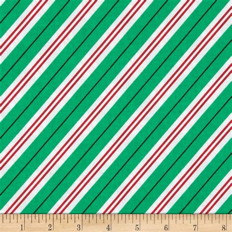Discount Wall Decor Home Accents michael miller all the trimmings candy cane stripe