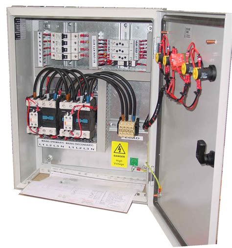 ats 3 phase mains mains icg contactors 40 1000a blandon