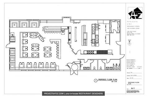 floor plans for restaurants e s modern japanese fast food restaurant food court