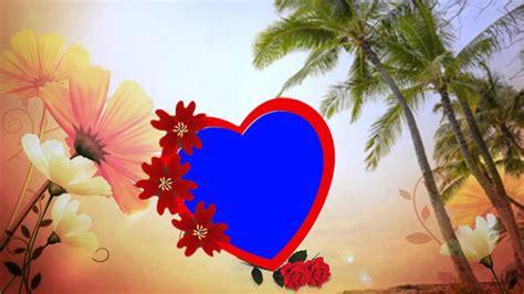 aenimal youtobu davload hd beautiful wedding frame background animated