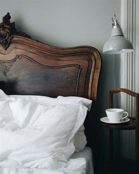 Pretty Headboards For Beds Gorgeous Wooden Headboard Pretty Bedroom Details Space