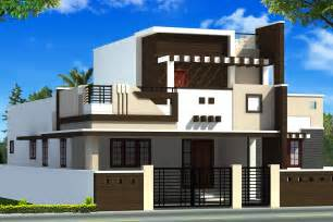 exceptional indian house wall designs 6 modern double story