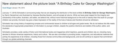 george washington biography sparknotes the short shelf life of a birthday cake for george
