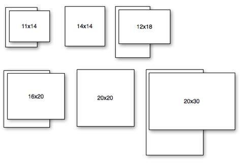 canvas layout sizes canvas size guide size and prices images frompo