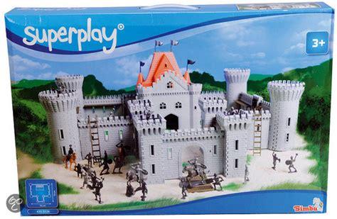 speelgoed kasteel bol simba superplay falcon castle dickie speelgoed