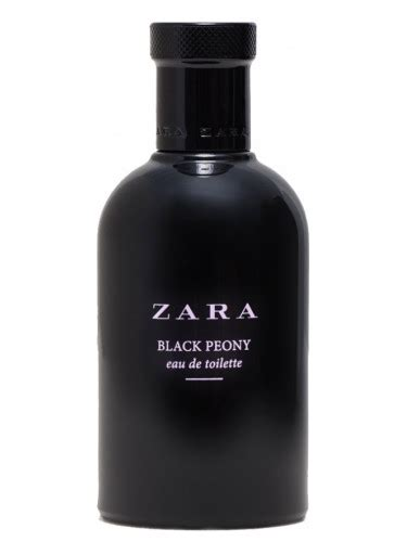 Parfum Zara Black zara black peony zara perfume a new fragrance for 2016