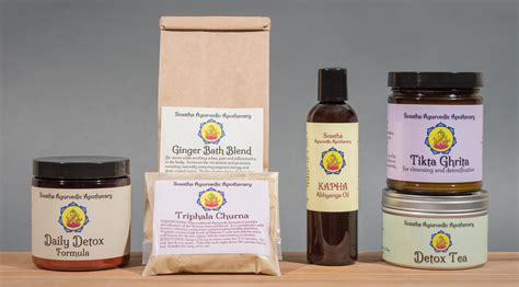 Herbal Detox Kit by Ayurvedic Detox Kit