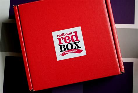 Redbook Giveaways - redbook s 1st annual blogger beauty box
