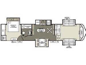 sandpiper travel trailer floor plans new 2015 sandpiper 371rebh travel trailer by forest river rv for sale 030556