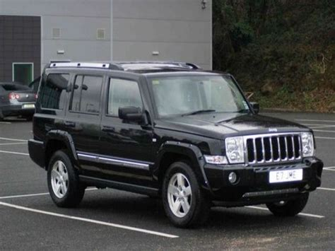 Jeep Commander All Black Jeep Commander All Black Future